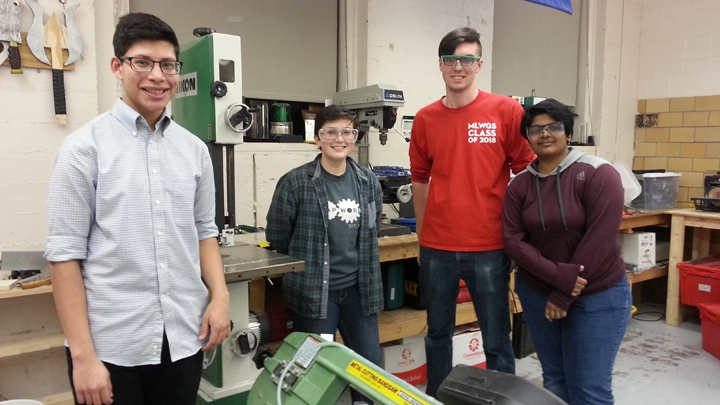 Innovation, Entrepreneurship and Engagement Drives Richmond Robotics Team | IdeaStations.org