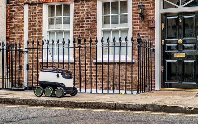 New law paves way for delivery robots | WRIC