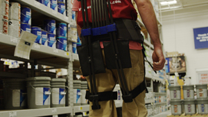 Lowe's tests robotic exosuit for retail employees | Plant Services