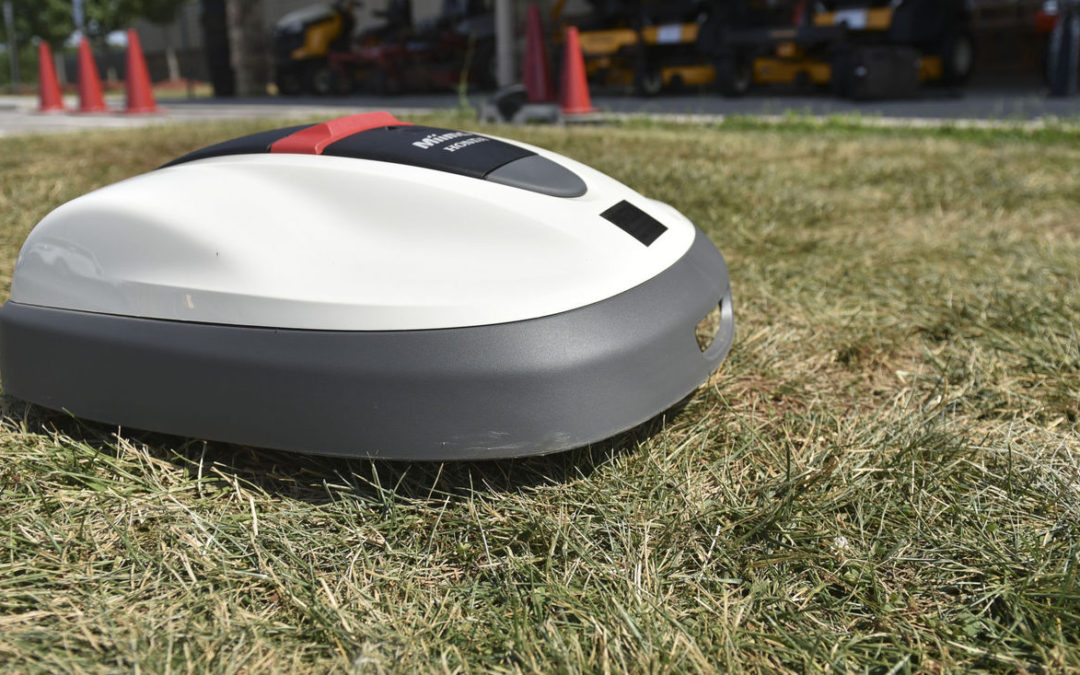 Robotic lawn mowers have arrived in Southwest Virginia | Richmond Times-Dispatch