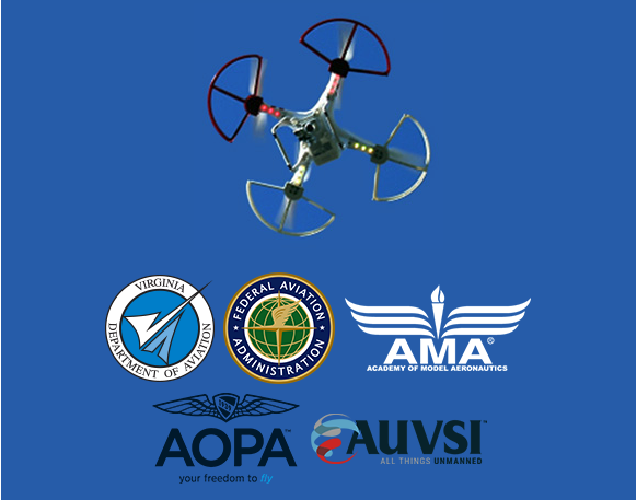 Virginia Aviation Safety Week presents: General Aviation and UAS Integration around Airports
