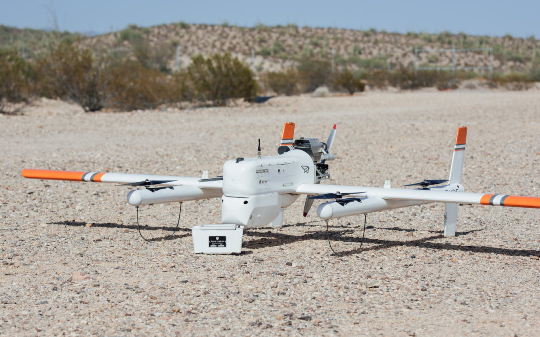 Medical Cargo Could Be The Gateway For Routine Drone Deliveries | NPR